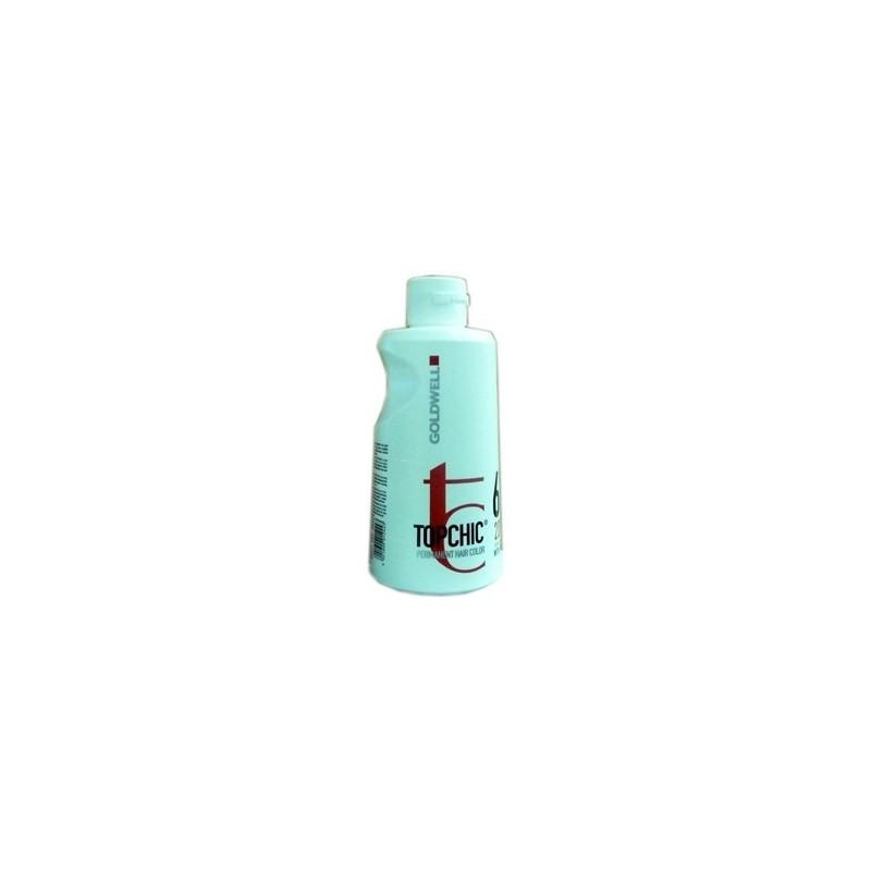 GOLDWELL TOPCHIC - PERMANENT HAIR COLOR - 6% 20VOL. (250ml) Lozione Attivante