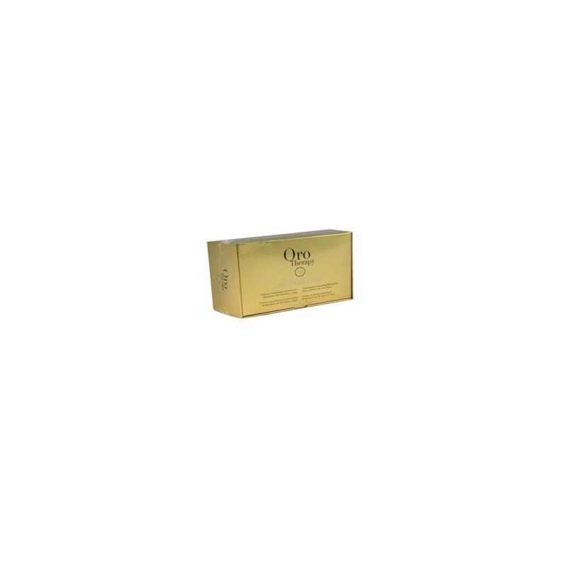 FANOLA - ORO THERAPY - 24K - LOZIONE ORO PURO (12 fiale da 10ml) Lozione