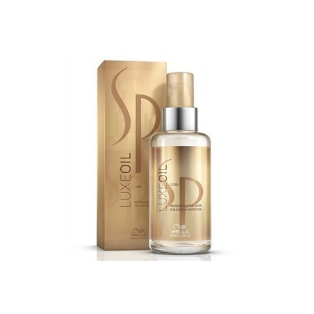 WELLA PROFESSIONAL - SYSTEM PROFESSIONAL LUXE OIL (100ml) Elixir ricostituente