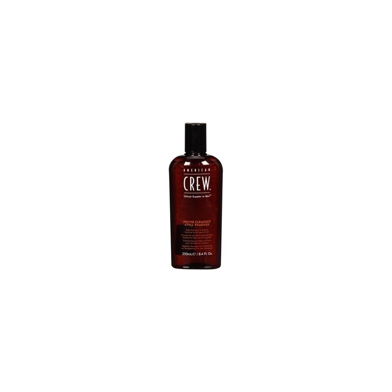 AMERICAN CREW - CLASSIC - POWER CLEANSER STYLE REMOVER (250ml) Shampoo
