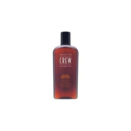 AMERICAN CREW - CLASSIC - 24-HOUR DEODORANT BODY WASH (450ml) Deodorante