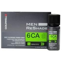 GOLDWELL - MEN RESHADE - 6CA (4 x 20ml) Colorazione uomo