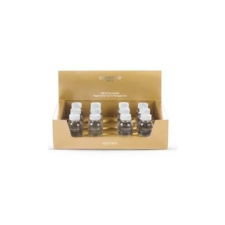 COTRIL - CREATIVE WALK - REVITALIZING REGENERATING - Fluid for damaged hair (12 flaconcini da 20ml) Trattamento rivitallizzante