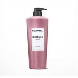 GOLDWELL - KERASILK COLOR - Shampoo (1000ml) Shampoo per capelli colorati