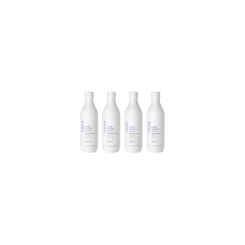 Z.ONE CONCEPT - MILK SHAKE - CREATIVE - 10Vol. Oxidizing Emulsion (1000ml) Emulsione ossidante