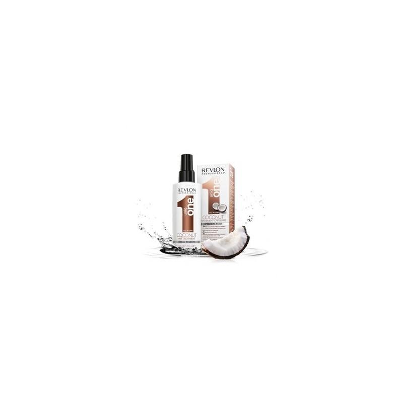 REVLON PROFESSIONAL - UNIQ ONE - ALL IN ONE - COCONUT HAIR TREATMENT (150ml) Trattamento