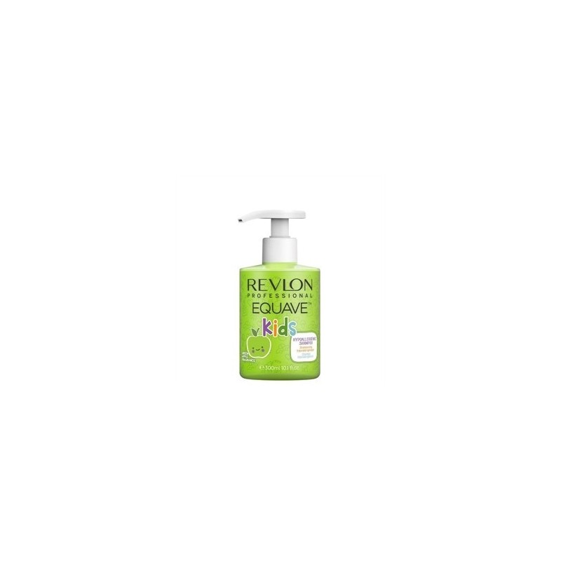 REVLON PROFESSIONAL - EQUAVE - KIDS HYPOALLERGENIC SHAMPOO (300ml) Shampoo