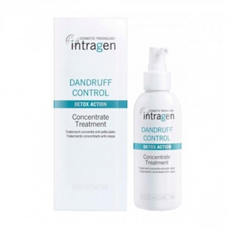 INTRAGEN - COSMETIC TRICHOLOGY - DANDRUFF CONTROL - Concentrate Treatment (125ml) Trattamento antiforfora