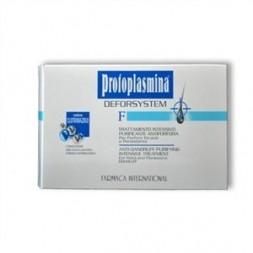 PROTOPLASMINA - FARMACA INTERANATIONAL - DEFORSYSTEM - TRATTAMENTO INTENSIVO PURIFICANTE ANTIFORFORA (6 fiale da 8ml )