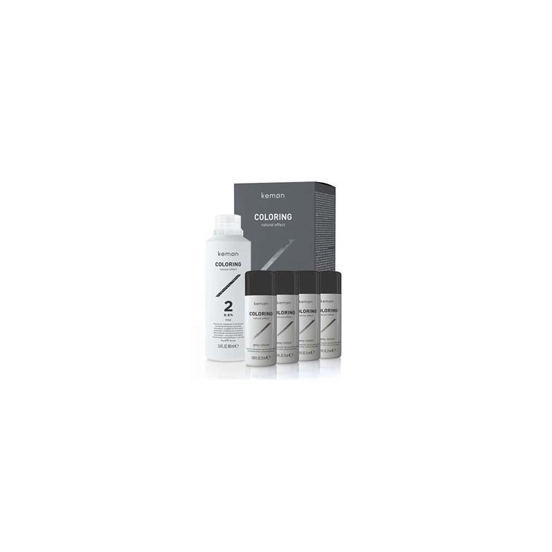 KEMON - COLORING - Grey Mousse Kit Colarazione