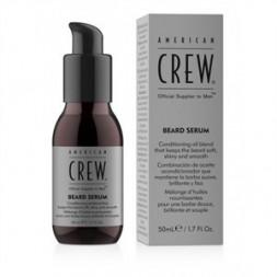 AMERICAN CREW - BEARD SERUM (50ml) Olio dopobarba