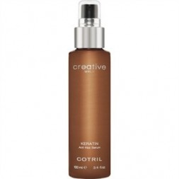 COTRIL - CREATIVE WALK KERATIN - Anti-frizz Serum (100ml) Siero anti crespo