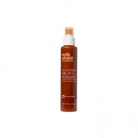 Z.ONE CONCEPT - MILK SHAKE - SUN&MORE - Sunscreen milk (150ml) Cura del Corpo