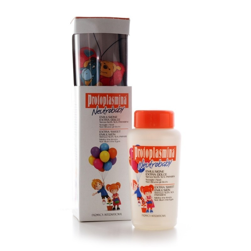 PROTOPLASMINA - FARMACA INTERNATIONAL - NEUTROBABY - EMULSIONE EXTRADOLCE (250ml)