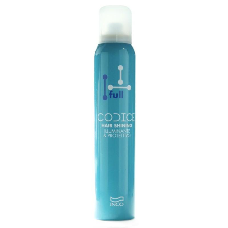 INCO - CODICE FULL - HAIR SHINING (200ml) Finish Spray