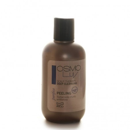INCO - OSMO LUV - SCALP THERAPY DEEP CLEANSING - PURIFICA - Peeling (200ml) Trattamento antiforfora