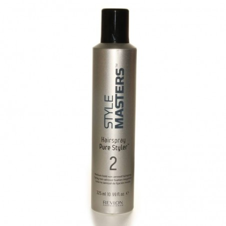 REVLON PROFESSIONAL - STYLE MASTERS - HAIRSPRAY PURE (325ml) Lacca