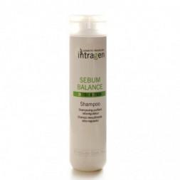 INTRAGEN - COSMETIC TRICHOLOGY - SEBUM BALANCE (250ml) Shampoo Sebo Equilibrante