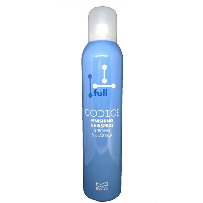INCO - CODICE FULL - Finishing Hair Spray (300ml) Lacca forte