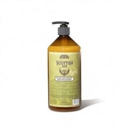 SCOTTISH Hair & BEARD - HAIR REVITALIZES (1Lt) Shampoo