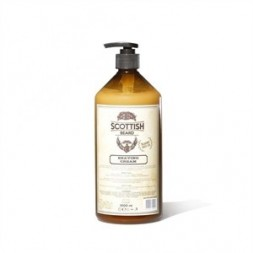 SCOTTISH - HAIR & BEARD - SHAVING CREAM (1000ml)