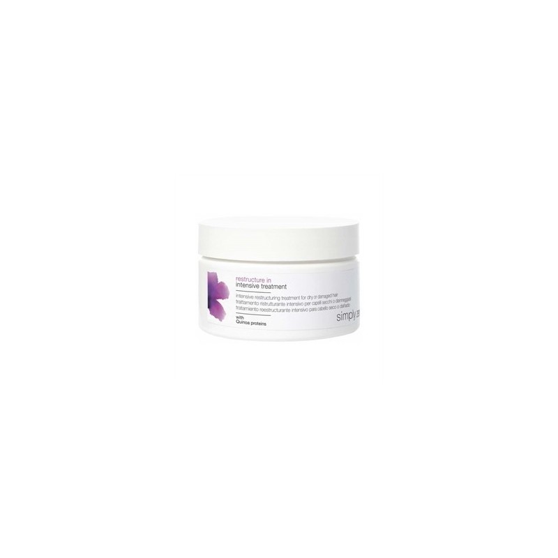 Z.ONE CONCEPT - SIMPLY ZEN - RESTUCTURE IN INTENSIVE TREATMENT (200ml) Crema ristrutturante