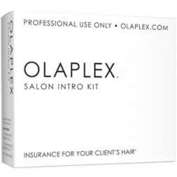OLAPLEX - SALON INTRO KIT - N.1 Blond Multiplier (525ml) + N.2 Blond Perfector (525ml) Trattamento professionale
