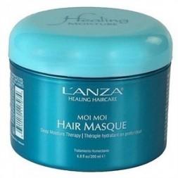 L'ANZA - HEALING MOISTURE - Moi Moi Hair Masque (200ml) Maschera idratante