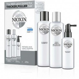 NIOXIN - SYSTEM 1 - Shampoo Kit - Balsam - Behandlung