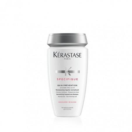 KÉRASTASE - SPÉCIFIQUE - BAIN PREVENTION (250ml) Shampoo regolatore