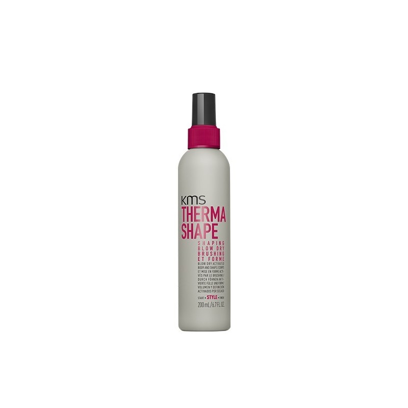 KMS THERMA SHAPE - SHAPING BLOW DRY (200ml) Spray Pre-piega