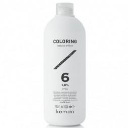 KEMON - COLORING - (1000ml) Attivatore ossidante in emulsione