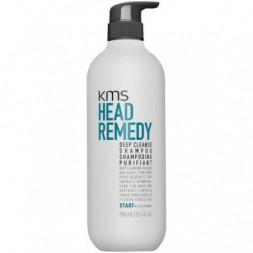 KMS CALIFORNIA - HEADREMEDY - DEEP CLEANSE SHAMPOO (750ml) Shampoo Reiniger