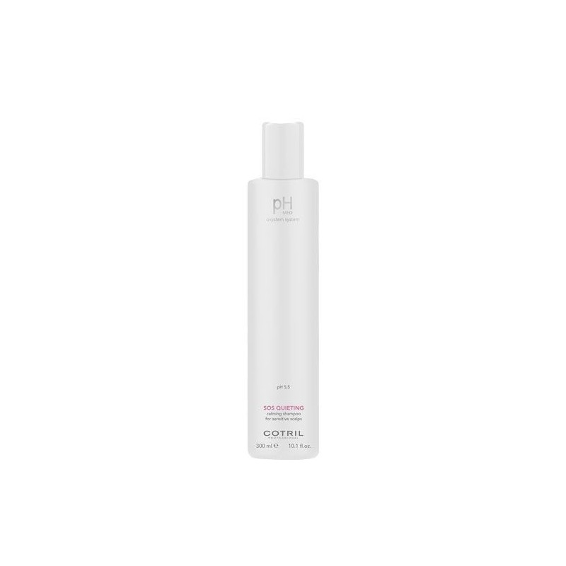 COTRIL - PH MED - SOS QUIETING - CALMING FOR SENSITIVE SCALP (300ml) Shampoo