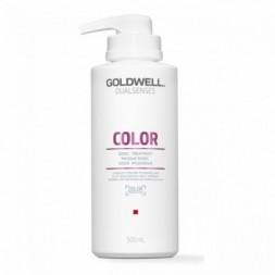 GOLDWELL - DUALSENSES - COLOR - 60sec Treatment (500ml) Trattamento nutriente