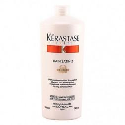 KÉRASTASE - NUTRITIVE - BAIN SATIN 2 (1000ml) Shampoo nutriente
