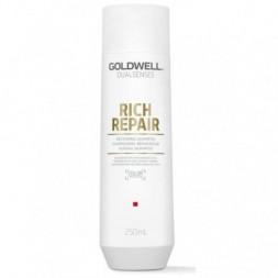 GOLDWELL - DUALSENSES - RICH REPAIR - RESTORING (250ml) shampoo