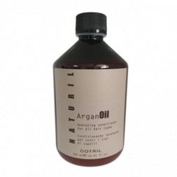 COTRIL - NATURIL ARGAN OIL - Hydrating conditioner - Balsamo idratante