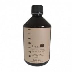 COTRIL - NATURIL ARGAN OIL - Hydrating shampoo (500ml) Shampoo idratante