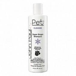 JOHN PAUL PET - CLEANSE - SUPER BRIGHT (473,2ML)(2ml) Shampoo