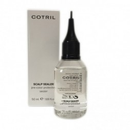 COTRIL - SCALP SEALER - Pre-color protective sealer (50ml) Sigillante