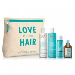 MOROCCANOIL - SUMMER KIT LOVE IS IN THE HAIR - HYDRATION - Kit l'idratazione