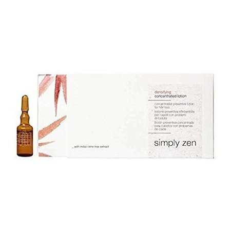 Z.ONE CONCEPT - SIMPLY ZEN - DENSIFYING CONCENTRATED LOTION (2x4x5ml) Lozione anti caduta