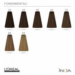 L'OREAL PROFESSIONNEL - INOA - 8 Biondo Chiaro (60gr) Colore Professionale