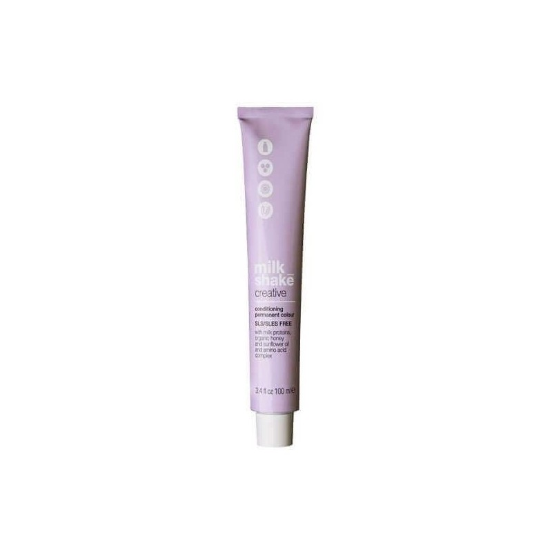 Z.ONE - MILK SHAKE - CREATIVE PERMANENT COLOUR - 8N (100ml) Colorante biondo chiaro