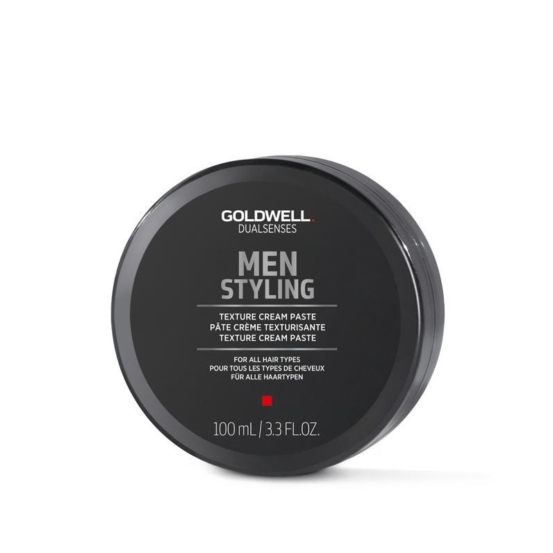 GOLDWELL - FOR MEN TEXTURE CREAM PASTE (100ml) - Pasta modellante
