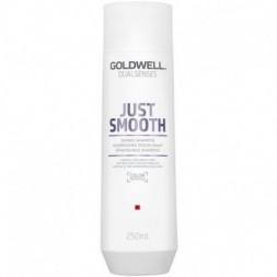 GOLDWELL - DUALSENSES - JUST SMOOTH - TAMING SHAMPOO (250ml) Shampoo lisciante