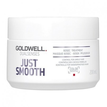 GOLDWELL - DUALSENSES - JUST SMOOTH - 60 SEC TREATMENT (200ml) Trattamento