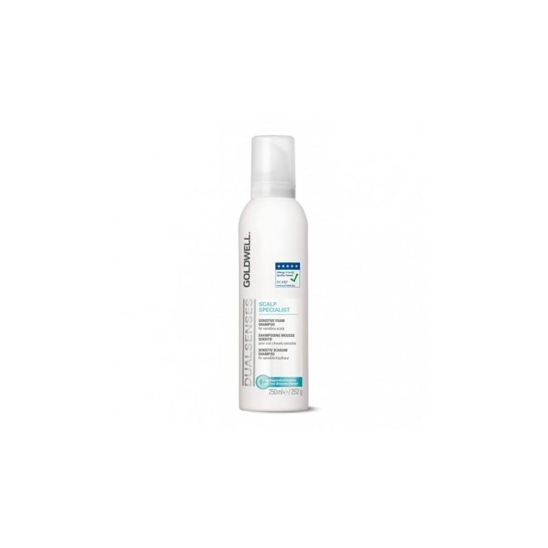 GOLDWELL - DUALSENSES - SCALP SPECIALIST - Sensitive foam (250ml) Shampoo