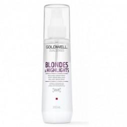 GOLDWELL - DUALSENSES - BLONDES & HIGHLIGHTS - BRILLIANCE SERUM SPRAY (150ml)
